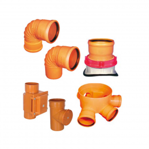 Underground Drainage And Sewerage FITTINGS, EN1401